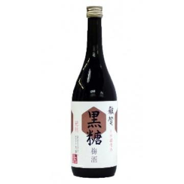 雜賀黑糖梅酒 720ml