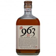 963 Fine Blended 21 yr 700ml