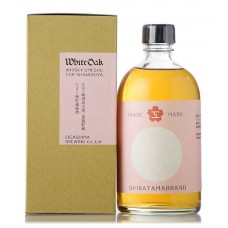 Akashi White Oak Whisky Umeshu For Shinanoya 500ml