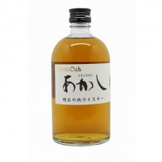 Akashi White Oak Blended Whisky 500ml