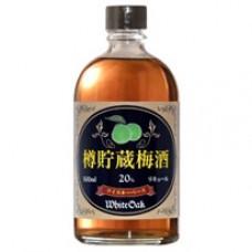 Akashi White oak whisky umeshu 20% 500ml
