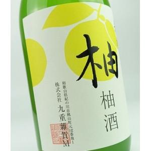 雜賀柚子酒 720ml