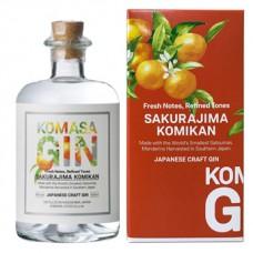 Komasa 'Sakurajima Komikan' Mandarin Flavored Gin 500ml