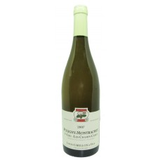 Louis Carillon and Fils Puligny Montrachet Les champ Canet 2007