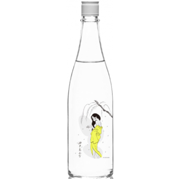 Ohmine Junmai Yuki Onigori 720ml (Yellow)