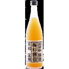 三諸杉梅杉謙信梅酒 720ml